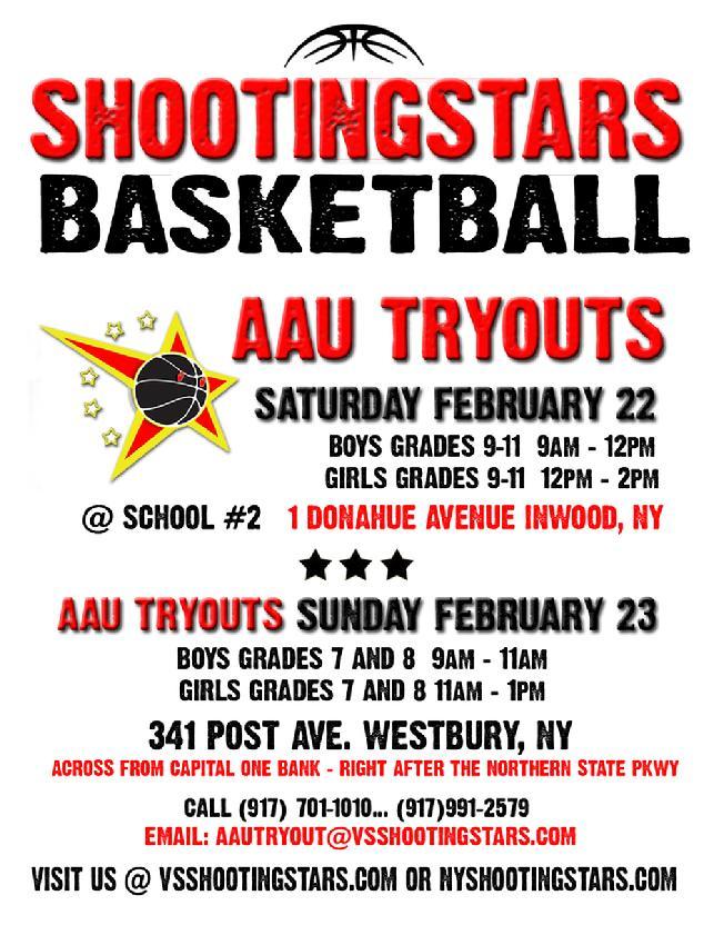 basketball tournament program template - shootingstars basketball program
