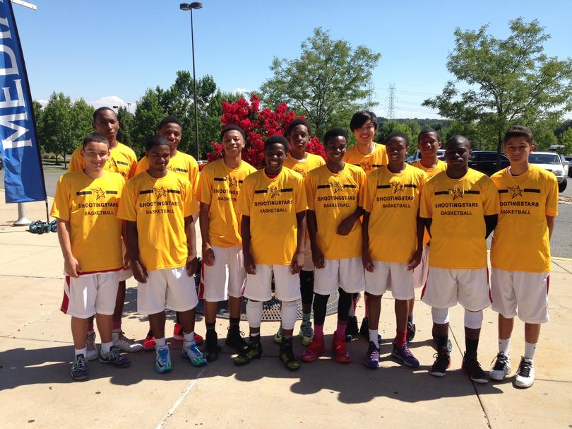 "AAU 2014 ""The Gold Look"""
